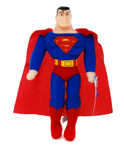 Superman Plush 10 IN Plush Toy Doll by DC