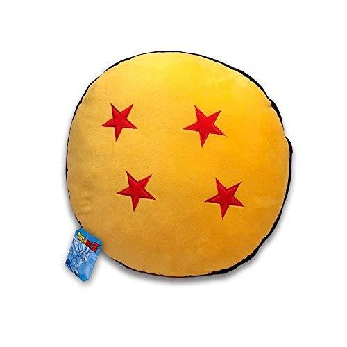 Dragon Ball - Cojín de Peluche Bola de Dragon