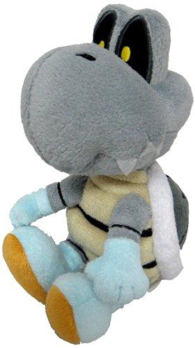Little Buddy Oficial Super Mario Dry Bones Peluche, 6'