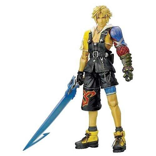 Play Arts : Final Fantasy X Tidus (japan import)