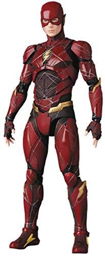 Medicom Justice League Movie MAF EX Action Figure Flash 16...