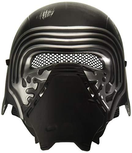 Mascara oficial de Rubie's de Kylo Ren de Star Wars, escala...