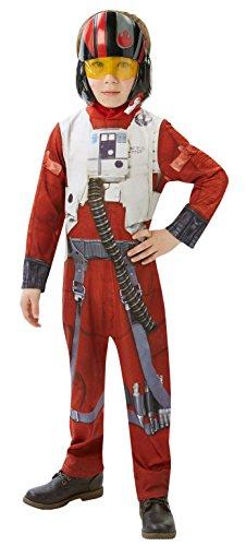 Star Wars - Disfraz de Xwing Fighter, Episode 7, Classic,...