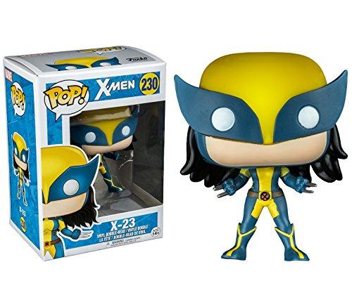 Figura Pop Marvel X-Men X-23 Exclusive