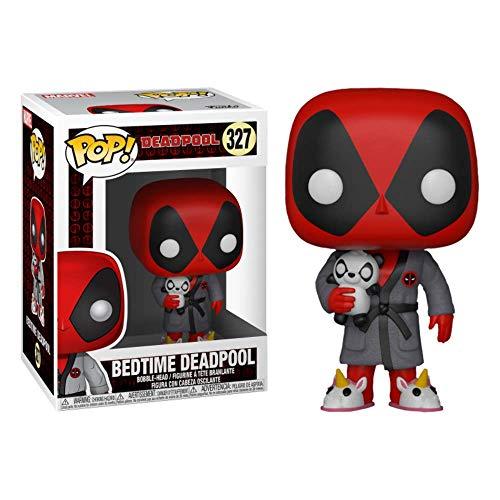 Funko- Figura Pop Marvel Parody Deadpool in Robe Vinilo,...