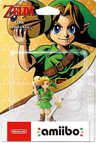 Nintendo - Figura Amiibo Link Majora's Mask Serie Zelda