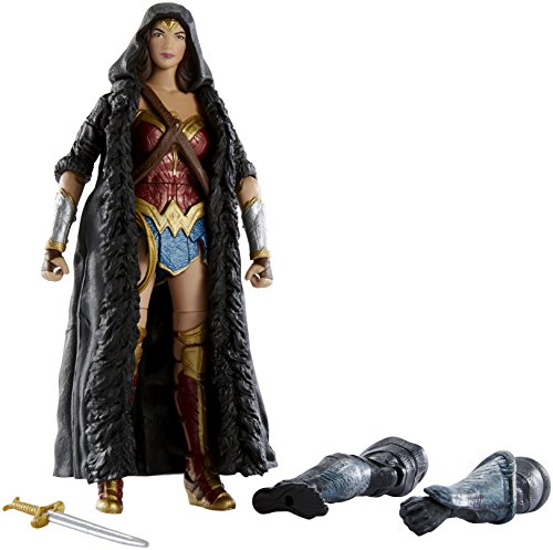 Mattel Figura de acción de Wonder Woman del multiverso DC...