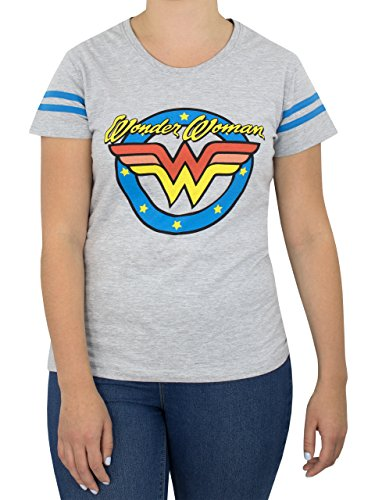 DC Comics - Camiseta para Mujer - Wonder Woman - XX-Large