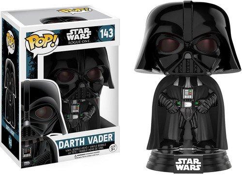Funko Darth Vader Figura de Vinilo, colección de Pop, seria...