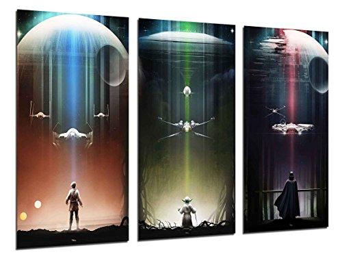Poster Fotográfico Star Wars, Darth vader Tamaño total: 97...