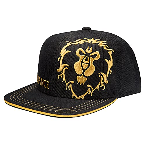World of Warcraft Alliance Honor Snap-Back Hat Standard