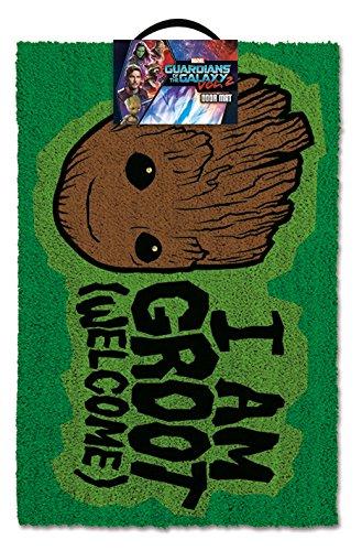 608833 - Les Gardiens de la Galaxie - I Am Groot (40x60)...