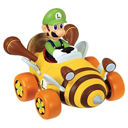 Nintendo - Figura Super Mario Coin Racers: Luigi