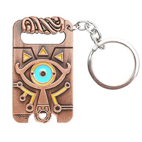 KeySmart Legend of Zelda - Llavero con piedra Shiekah de...
