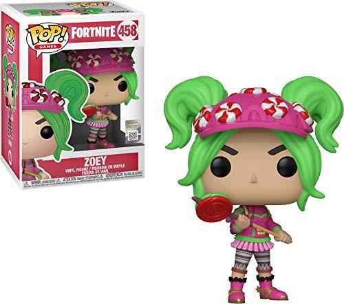 Funko Pop! Fortnite 458 Zoey Vinyl Figure, Multicolor,...