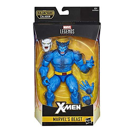 Marvel Legends X-Men - Figura de Marvel'S Beast (15 cm)