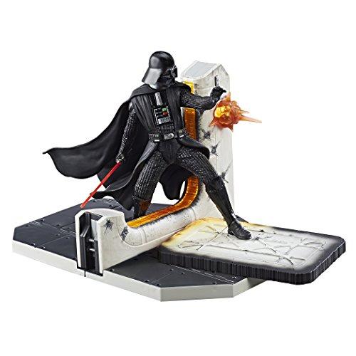 Star Wars The Black Series Centerpiece Darth Vader Statue...