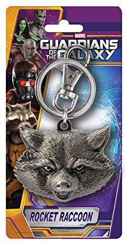 Marvel Guardianes de la Galaxia del mapache Rocket Head...