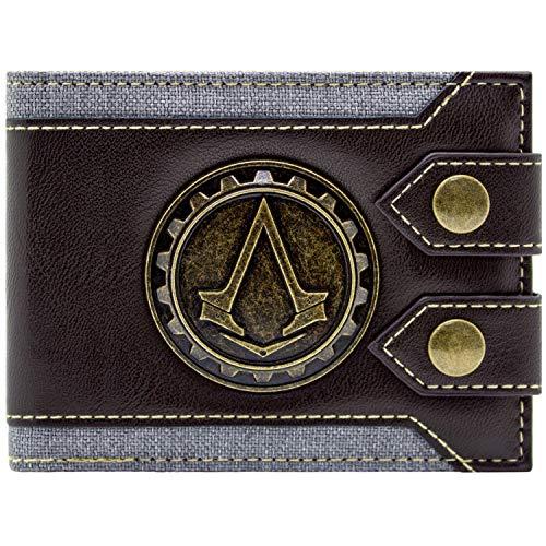 Cartera de Ubisoft Assassins Creed Syndicate Jacob Logo...