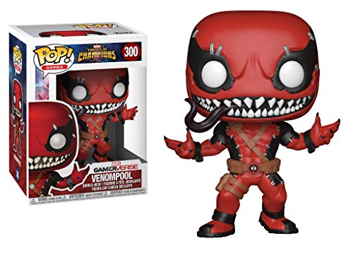 Funko Pop!- Games: Marvel Contest of Champions Venompool...