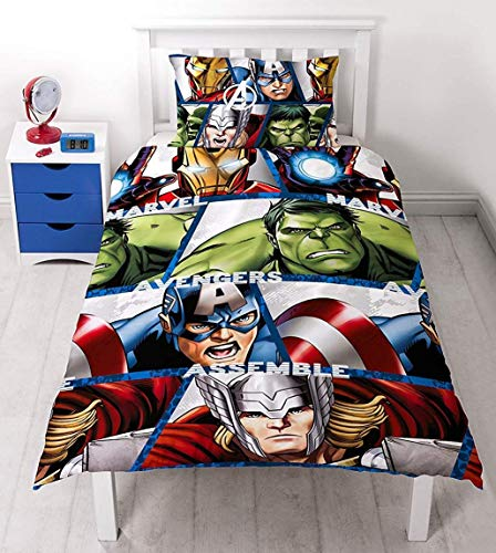 Character World Marvel Avengers Shield - Juego de Ropa de...