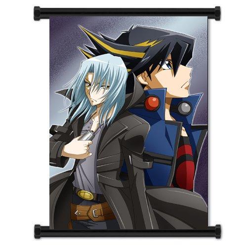 Yu-Gi-Oh! Póster de personajes de manga japonés de tela de...
