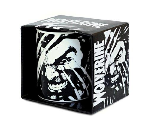 Logoshirt Wolverine Taza de Cafe - Marvel Comics Taza -...