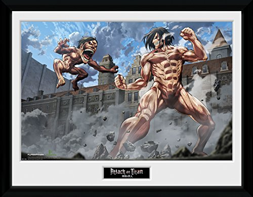 GB Eye LTD, Attack On Titan, Titan Fight, Fotografía...