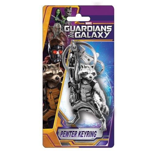 Marvel Monogram - Llavero Guardianes de la Galaxia - Rocket...