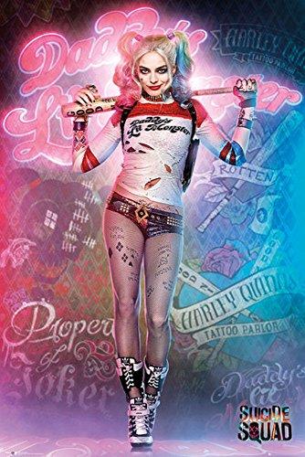 empireposter 744760Suicide Squad–Harley Quinn...