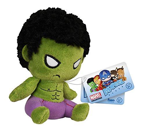 Funko- Mopeez Hulk Figura de Vinilo (5586)