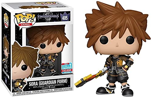 Funko Pop Sora, 9 cm. Kingdom Hearts 3. Disney Exclusivo