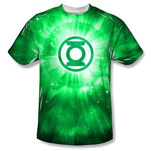 Radiant Logo - Green Lantern por Todas Partes Imprimir...