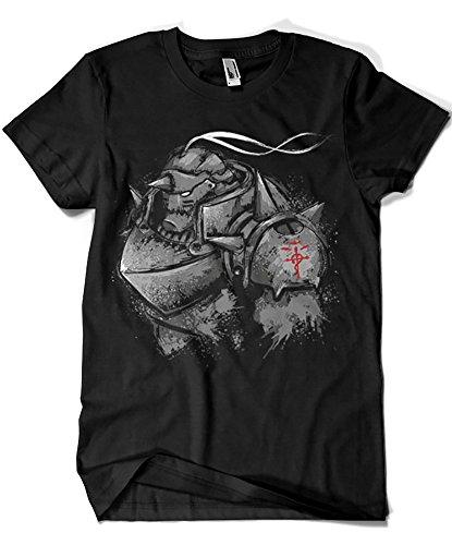 1130-Camiseta Inside The Armor (Dr.Monekers)