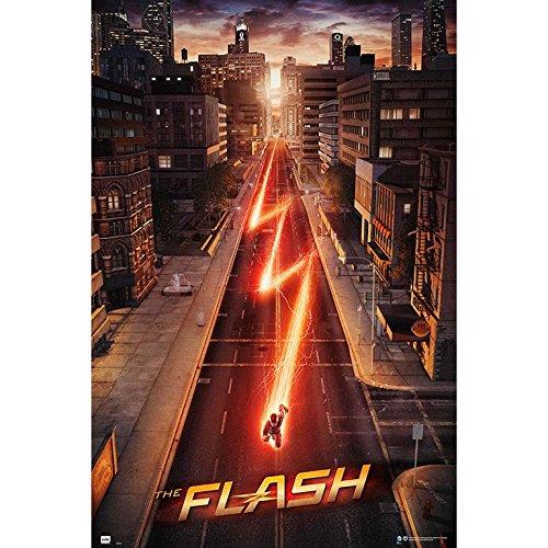 Grupo Erik Editores The Flash - Poster, 61 x 91.5 cm