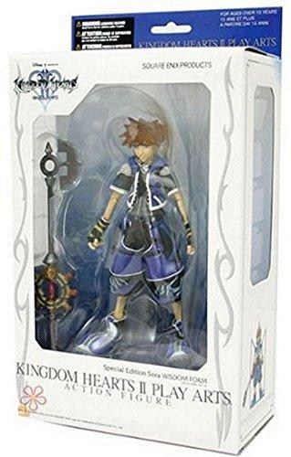 Kingdom Hearts 2 Wisdom Form Sora (Blue Version) (japan...