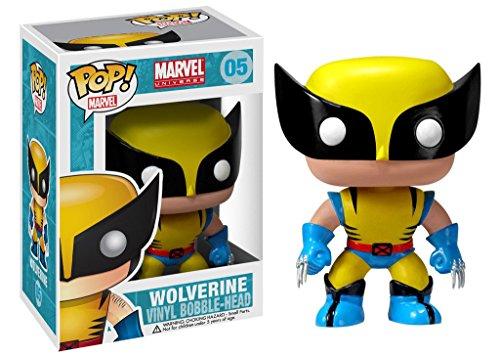 Funko FUN2277 Marvel Universe POP Heroes X-Men Wolverine...