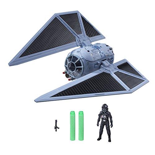 Star Wars Rogue One - Set con Figura, vehículo y Dardos...