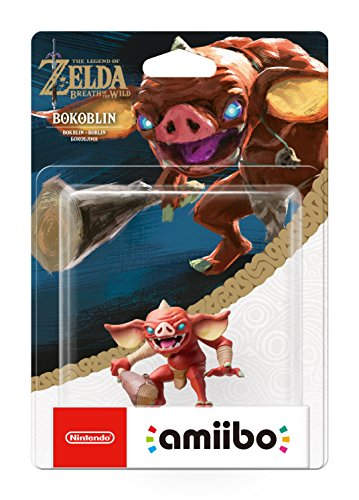 Nintendo - Figura Amiibo Bokoblin Serie Zelda