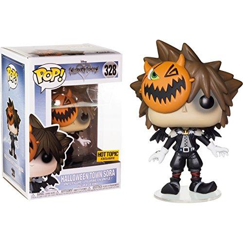 Funko - Disney Kingdom Hearts-Halloween Town Sora Figurina,...
