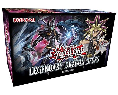 YU-GI-OH!. kon547663Yugioh. Legendario dragón Cubierta