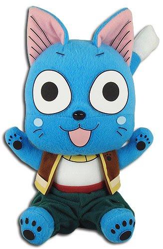 Great Eastern - Anime - Fairy Tail - Happy Niruit Tribe...
