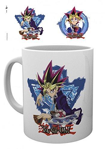Yu-Gi-Oh.–Yugi Taza de café Taza (9x 8cm)