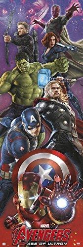 Grupo Erik Editores Marvel Avengers Age Of Ultron - Poster...