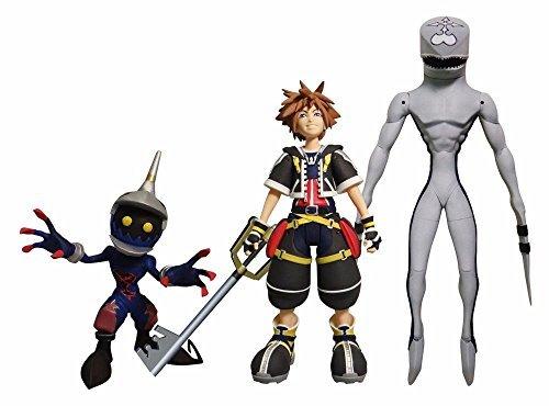 Kingdom Hearts APR178613 Select Series 1 Figura de acción...