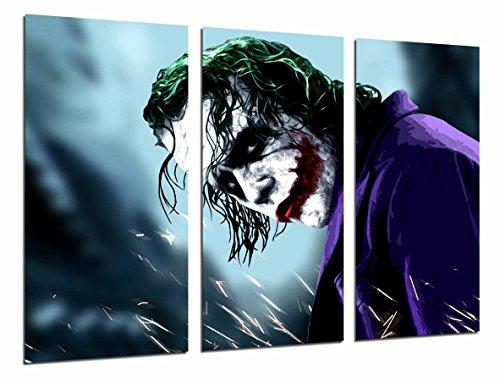 Poster Fotográfico Batman y el Joker, superheroe Tamaño...