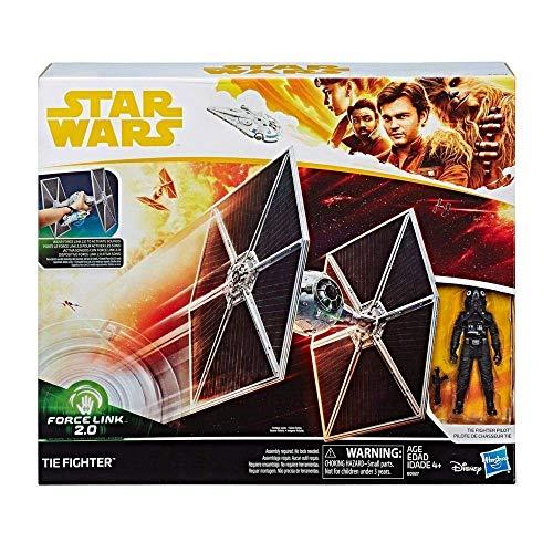 Star Wars - Figura de Tie Fighter E0327, Variado