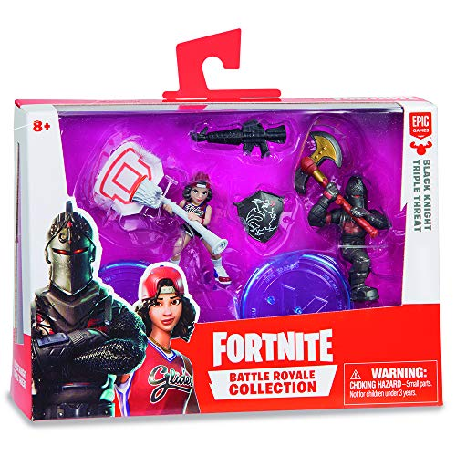 Fortnite Blister Duo - 2 Figuras 7 cm y 1 accesorio...