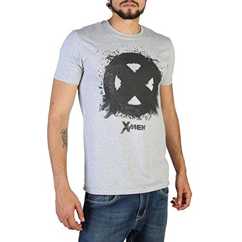 X- Men X Icon Camiseta, Gris (Sport Grey SPO), XL para...