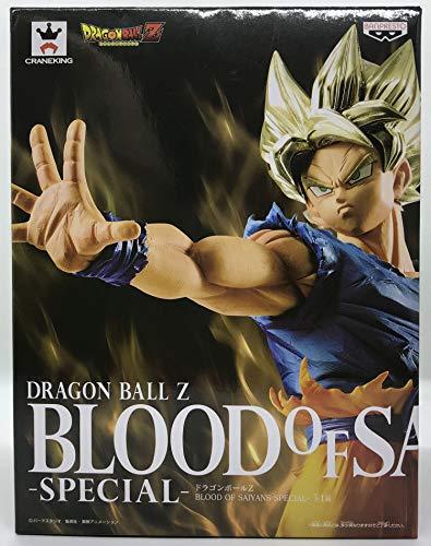 Banpresto Dragon Ball Z BLOOD OF SAIYANS -SPECIAL- Super...